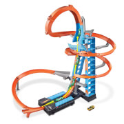Mattel GJM76 Hot Wheels Sky Crash Tower