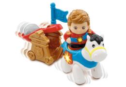 Vtech 80-177204 Kl.Entdeckerbande - Prinz Henry mit Pferd, ab 12 Monate - 5 Jahre, Kunststoff