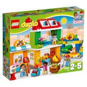 LEGO® DUPLO® 10836 Stadtviertel, 98 Teile, ab 2 Jahre