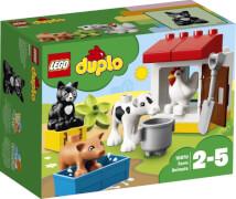 LEGO® DUPLO® 10870 Tiere auf dem Bauernhof, 16 Teile