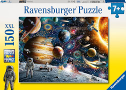 Ravensburger 10016 Puzzle Im Weltall 150 Teile