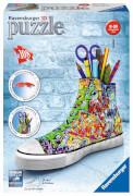 Ravensburger 12535 Puzzle 3D Sneaker Graffiti Style 108 Teile