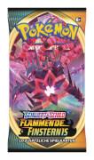 Pokémon Schwert & Schild 03 Flammende Finsternis Booster