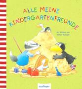 AMIGO 30235 Kleiner Rabe Socke - Kindergartenalbum