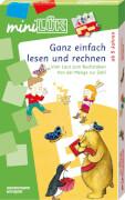 miniLÜK Set Ganz einfach Lesen/Rechnen