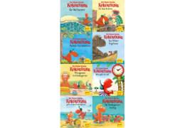 Pixi Box (Serie) - Nr. 244: Der kleine Drache Kokosnuss, Taschenbuch, jew. 24 Seiten, ab 24 Monate