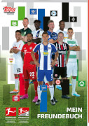 TOPP Fußball Bundesl.Freundebuch von topps