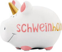 Sparschwein - Schweinhorn