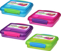 Sistema Sandwichbox, 450 ml, sortiert